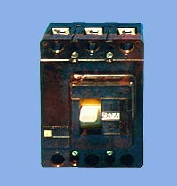 automatic three-phase circuit breakers VA57f35