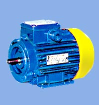 AIR Series Three-Phase Asynchronous Motors (shaft height 56 and 63), construction IM1081 (legs)