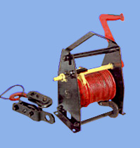 hand-operated winch LR-650