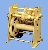 hand-operated winch