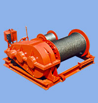 special-purpose (auxiliary) electric pull winch TL-8B