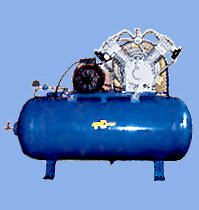 electrically-operated compressors S416M
