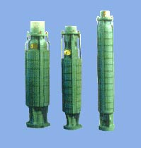 ECV artesian pumps
