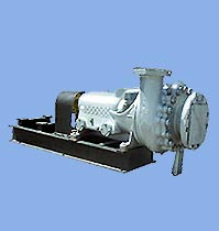 NKU pumps for heat-recovery boilers