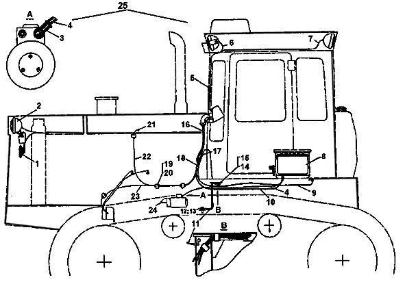 схема элек двигателя - Практическая схемотехника.