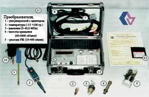 приборы для измерения частоты вращения температуры и расхода топлива