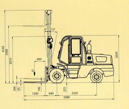 схема гидравлическая принципиальная экскаватора